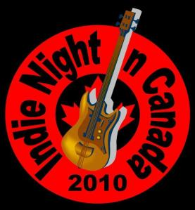 indie night logo